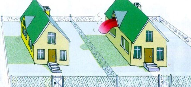 Высота забора между соседями по закону 2019