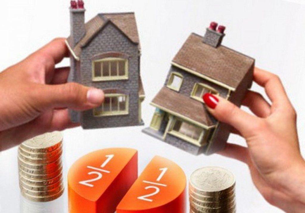 Как делить приватизированную квартиру при разводе