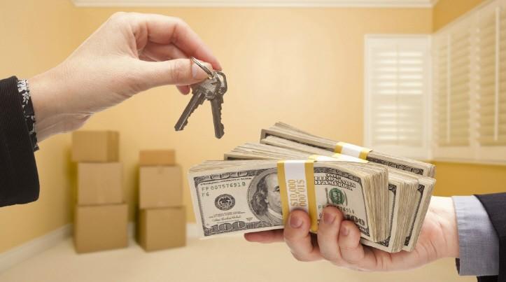 Обмен ключей от квартиры на доллары